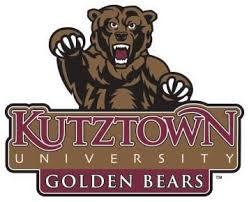 Amazon Com Wincraft Kutztown University Golden Bears Ncaa 4x4 Die Cut Decal Sports Outdoors
