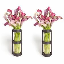 elegant cylinder glass vase reviews