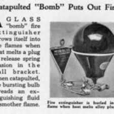 fire grenades history and