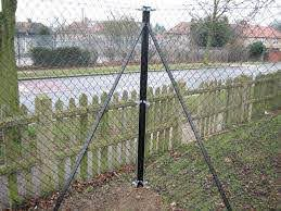Anti Intruder Mesh Fence High Security Protective Level And Rust Resistance