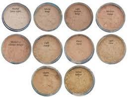 pure magic minerals foundation makeup