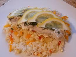 Lemon Dill Grouper