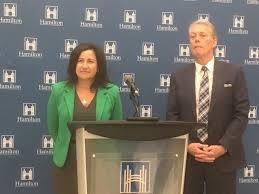 Hamilton's new city manager comes home to 'dream job' | Globalnews.ca