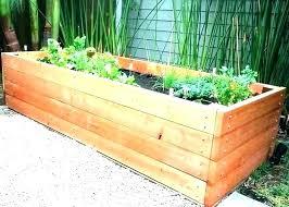 planter box designs builders plans