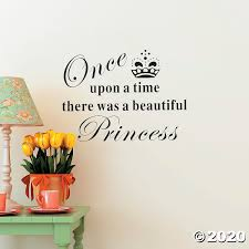 Princess Wall Decals Discontinued