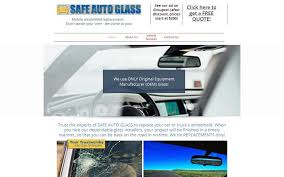 safe auto glass
