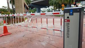 Mag Fence Arm Barrier Gate And Ar300u Yappe Security Automation Facebook