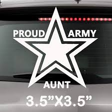 Proud Army Wife Military Solider Decal Pinnacleoilandgas Com