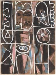 Selected Works - Adolph Gottlieb (1903-1974) - Artists - Michael Rosenfeld  Art
