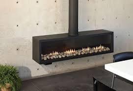 wall mounted gas furnace fireplace