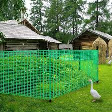 V Protek Poultry Plastic Safety Fence Rabbit Fencing Mesh Deer Netting 39 X164 Above Ground Temporary Plastic Barrier For Swimming Pool Silt Garden Lawn Rabbits Poultry Dogs Green Walmart Com Walmart Com