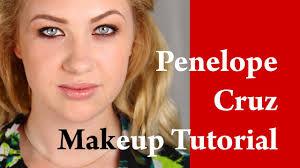 penelope cruz lane makeup tutorial