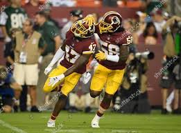 Washington Redskins cornerback Prince Charles Iworah 47 Editorial Stock  Photo - Stock Image | Shutterstock