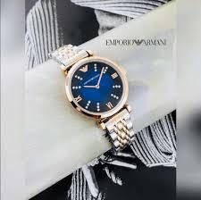 بالصور أجمل تصاميم الساعات النسائية باللون الأزرق الليلي مجلة
