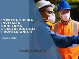 Impresa SIcura: liberi professionisti esclusi dai rimborsi ...