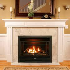 recessed natural gas propane