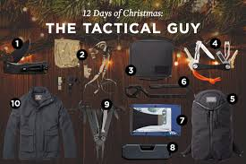best tactical gifts edc knives gear