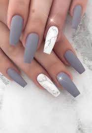 46 Splendid Matte Nail Design Ideas Try For You In 2020 Wzory