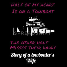 Towboat Wife T Shirt Women S T Shirt Spreadshirt