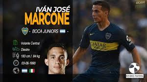 ▶️ Ivan Marcone ⚽️ Boca Juniors (Argentina) - YouTube