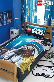 lego star wars bed set from next star