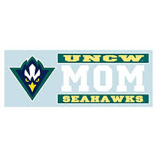 Decals North Carolina Wilmington Decal Uncw 1 Hawk Mom Decal 6 Offers Car Accessories