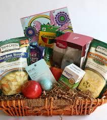 gift basket idea get well soon