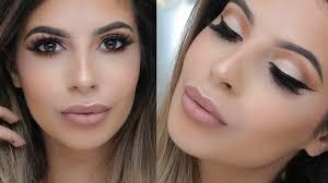go to makeup tutorial violetvoss x