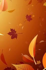 falling autumn leaves ilration