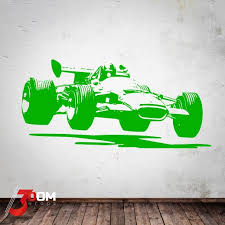 Wall Sticker Vehicles Classic F1 Buy Online