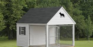 Large Small Outdoor Dog Kennels Custom Backyard Dog Houses