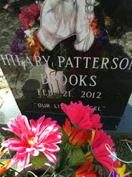 Hilary Patterson Brooks (2012-2012) - Find A Grave Memorial