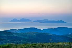 Il Mare e le Isole Eolie