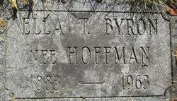 Ella Theresa Hoffman Byron (1883-1963) - Find A Grave Memorial