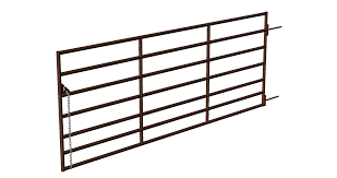 Continuous Fence Gates Panels And Windbreaks Macksteel Warehouse Inc
