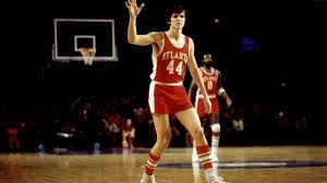 Pete Maravich Rare Footage With Hawks ! - YouTube