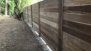 All California Fencing Wood Fence Installation