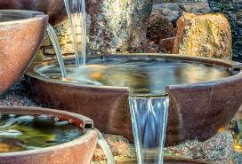 5 best uk solar powered water features