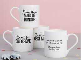 heartfelt maid of honour gifts