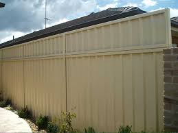 Image Result For Colorbond Fence Extensions Building A House Fence Garden Inspiration