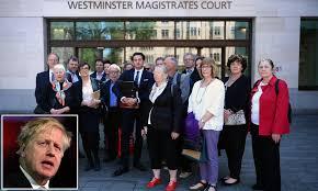 Businessman begins private prosecution against Boris Johnson over ...