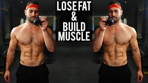 how to burn fat and build muscle at the