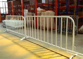 Construction Galvanized Crowd Control Barrier For Outdoor Events Barricade Fence For Sale Crowd Control Barriers Manufacturer From China 109012728