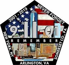 9 11 Pentagon Memorial Decal 4 X 4 Reflective Material Exterior Window Decal Ebay