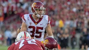 USC Football Practice 9/12 - Cam Smith ...