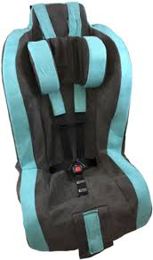 roosevelt pediatric car seat with head