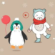 Polar Bear Penguin Stickers Iphone Ipad Game Reviews Appspy Com