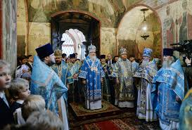 Саянская епархия — Слово Святейшего Патриарха Кирилла в праздник  Благовещения Пресвятой Богородицы
