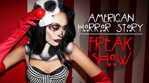 american horror story freakshow makeup