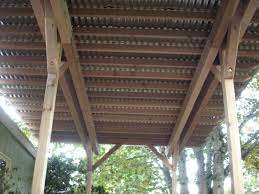 cool build corrugated metal roof shed